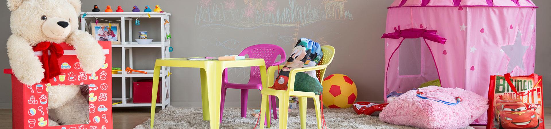 Lastetooted ja mänguasjad