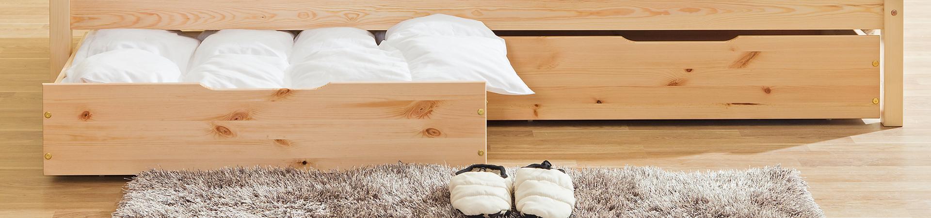 Voodipõhjad ja voodikastid