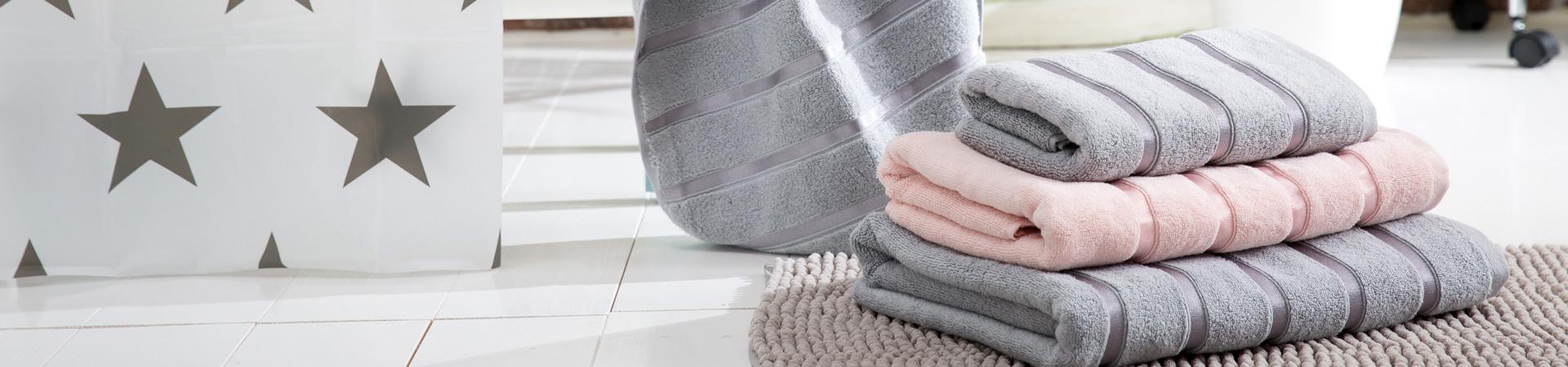 Vannitoa tekstiilid