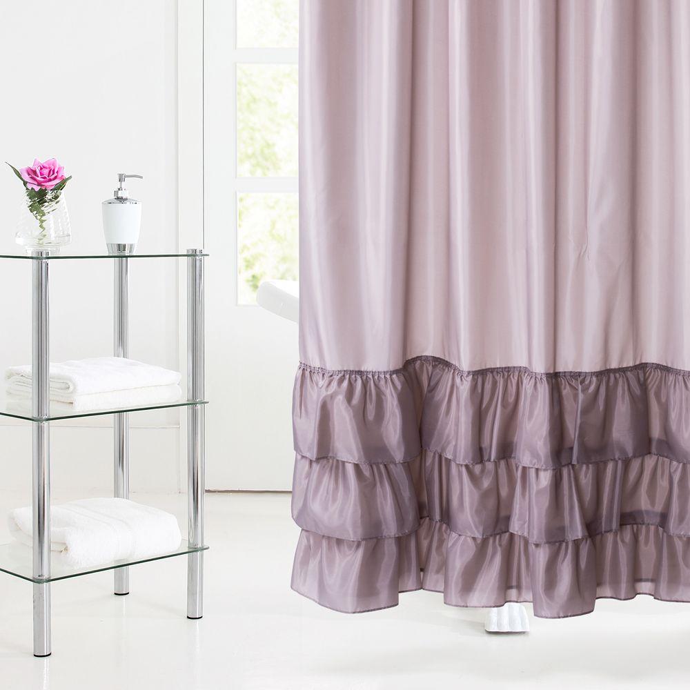 dc74480dd0d Dušikardin FLOWER - Dušikardinad - Vannitoa tekstiilid - Tekstiil