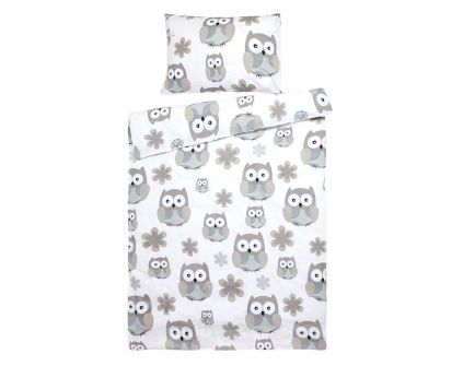 Voodipesukomplekt OWLS
