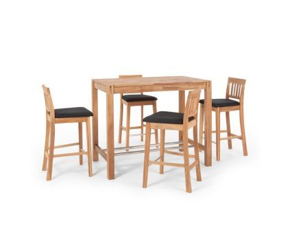 BOGART baari laud + 4 tooli
