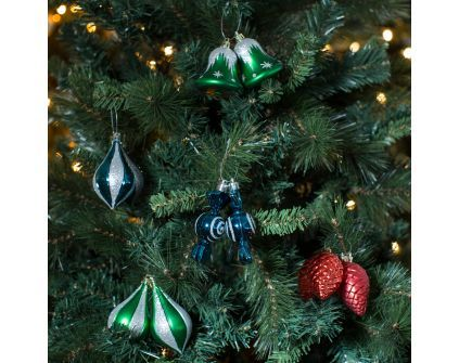 Jõulukaunistuste komplekt BOLLY DISPLAY