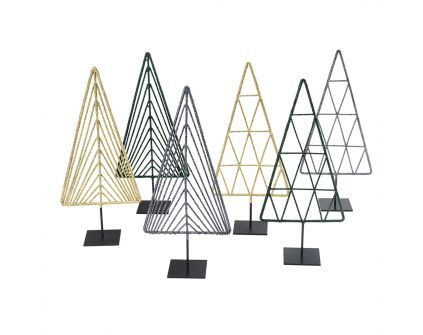 STIBNIT dekoratiivne jõulupuu