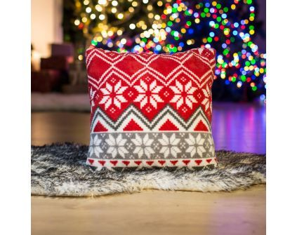 CHRISTMAS SNOW dekoratiivpadi