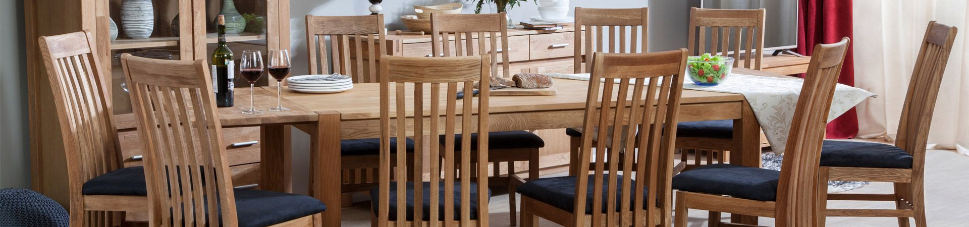 Table with 10 chairs Home